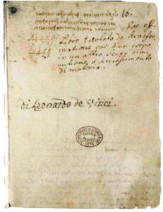 Codex Forster I