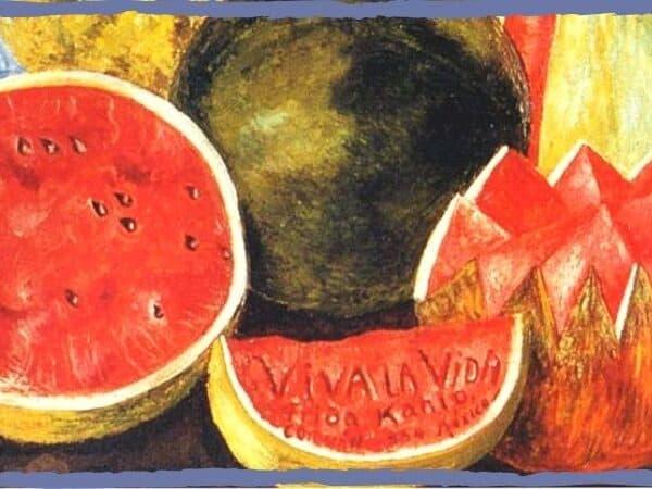 Frida Kahlo e suas obras