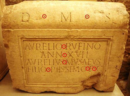 epigrafia romana 2