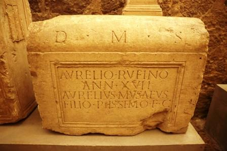 epigrafia romana