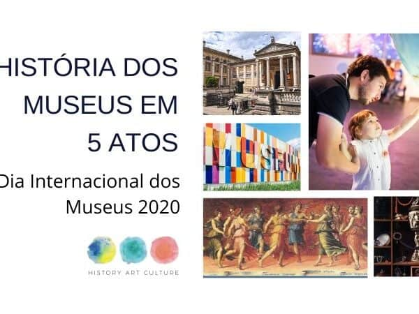 história dos museus