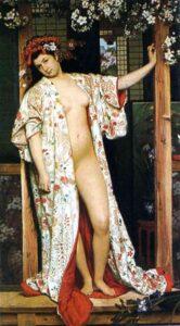 kimono tissot