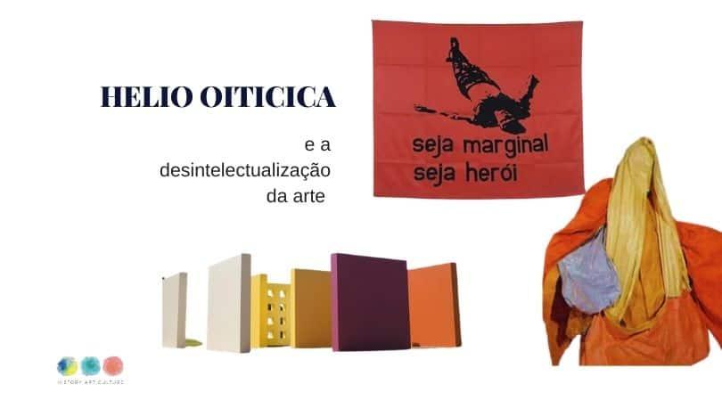 Helio Oiticica capa artigo