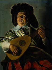 Judith Leyster, Serenade, 1629, Rijksmuseum, Amsterdam, Netherlands. Wikimedia Commons.