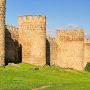 cidades na idade média Ávila