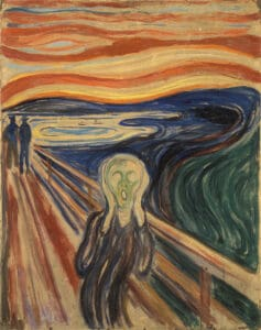 Edvard Munch, o Grito Google Art Project