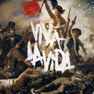 Capa do CD Viva La Vida