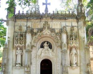 Quinta da Regaleira capela 1