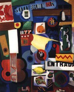 Entrada 1917 Amadeo de Souza Cardoso