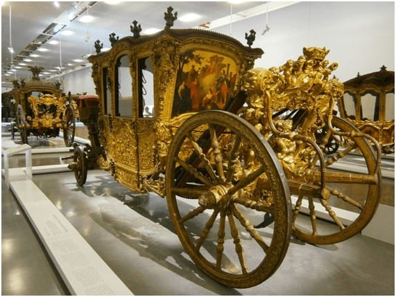Museo Nacional dos Coches 1 The National Carriages Museum