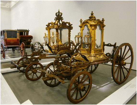 Museu Nacional dos Coches 2 The National Carriages Museum