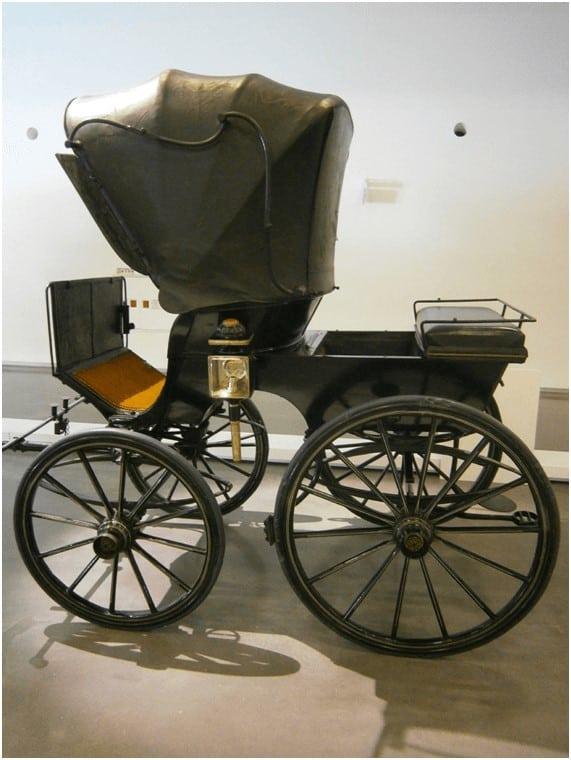 Museu Nacional dos coches horse carriages 3