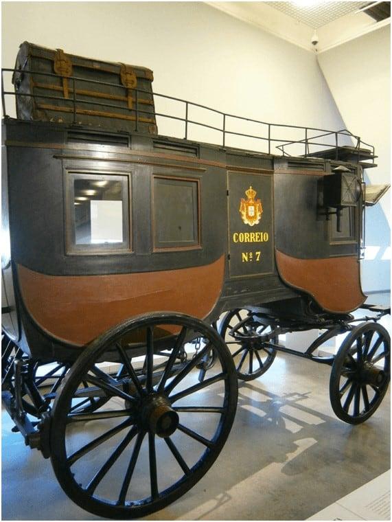 Museu Nacional dos coches horse carriages 4