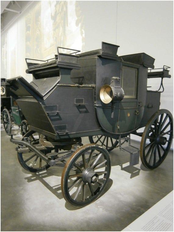 Museu Nacional dos coches horse carriages 5