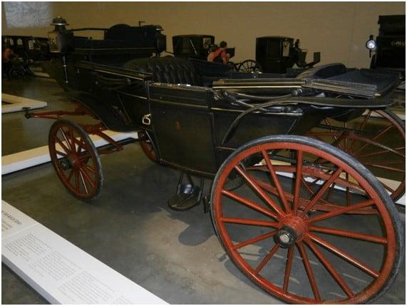 Museu Nacional dos coches horse carriages 6