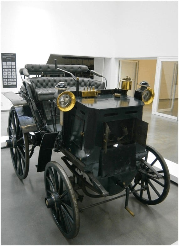 Museu Nacional dos coches horse carriages 8