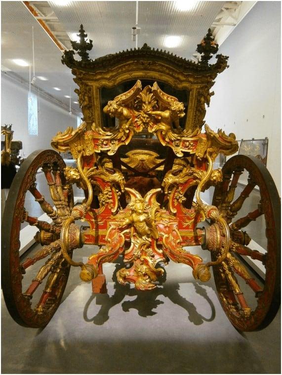 Museu Nacional dos coches horse carriages