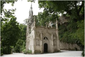 Quinta da Regaleira capela
