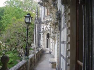 Quinta da Regaleira decoração
