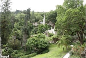 Quinta da Regaleira jardins 1