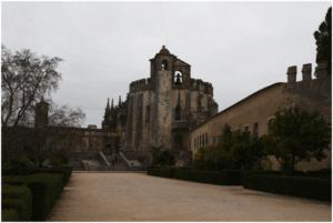 Convento de Cristo charola exrterior