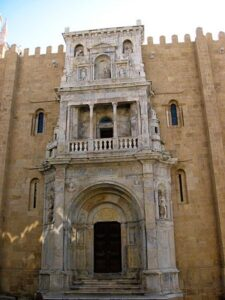 Coimbra porta especiosa