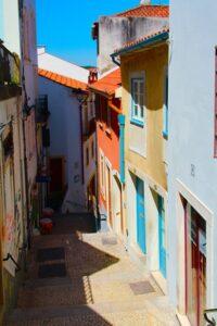 Coimbra rua