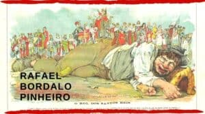 Rafael Bordalo Pinheiro capa