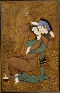 Reza Abbasi namoro