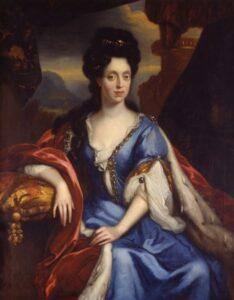 Anna Maria Ludovica, Jan Frans van Douven