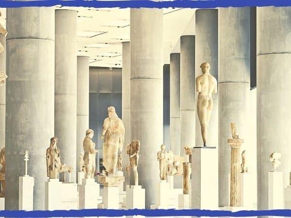Museu da Acrópole Acropolis Museum Museo de la Acropolis