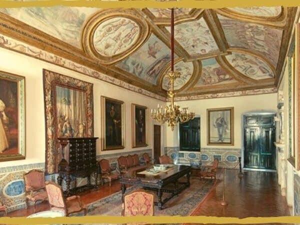 Palácio de Vila Viçosa artigo