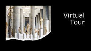 Virtual tour Acropolis Museum
