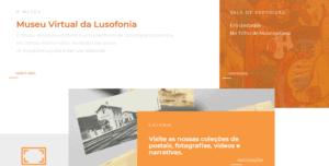 Museu da Lusofonia entrada