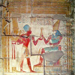 Cultura crenças e arte no Egito Antigo capa