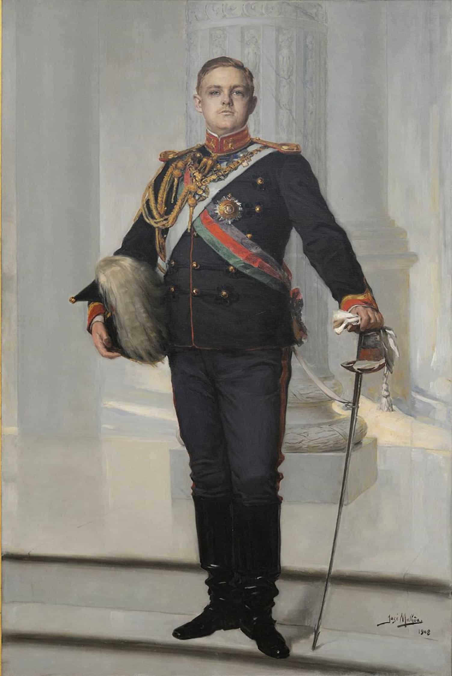 Retrato do príncipe D. Luís Filipe (1908)