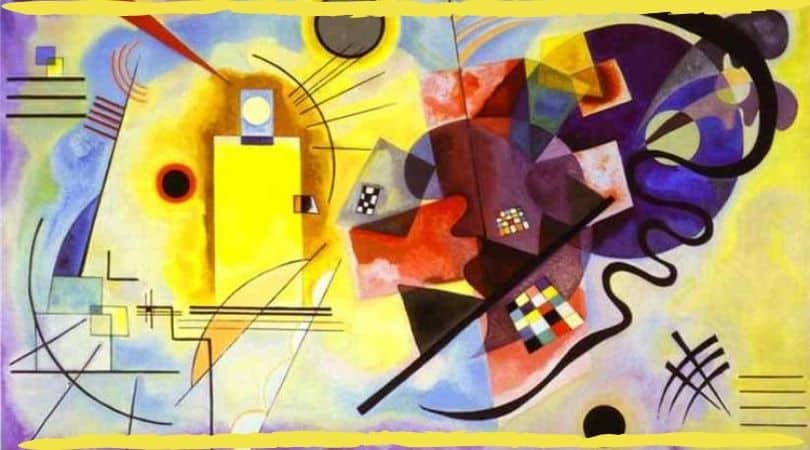 Vassily Kandinsky capa