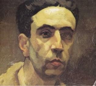 Retrato de Dordio Gomes - 1927