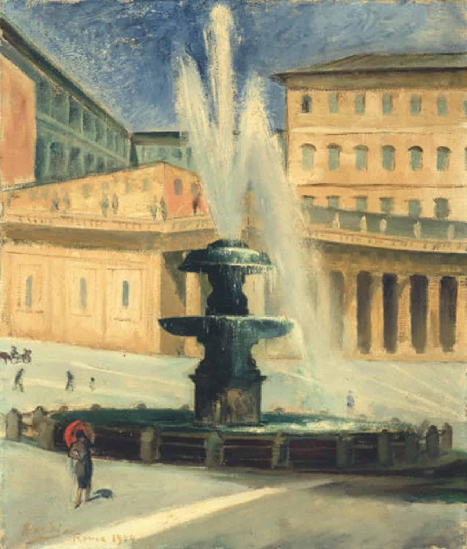 Dordio Gomes Roma, 1924