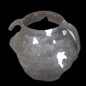 Conservação de cerâmica arqueológica