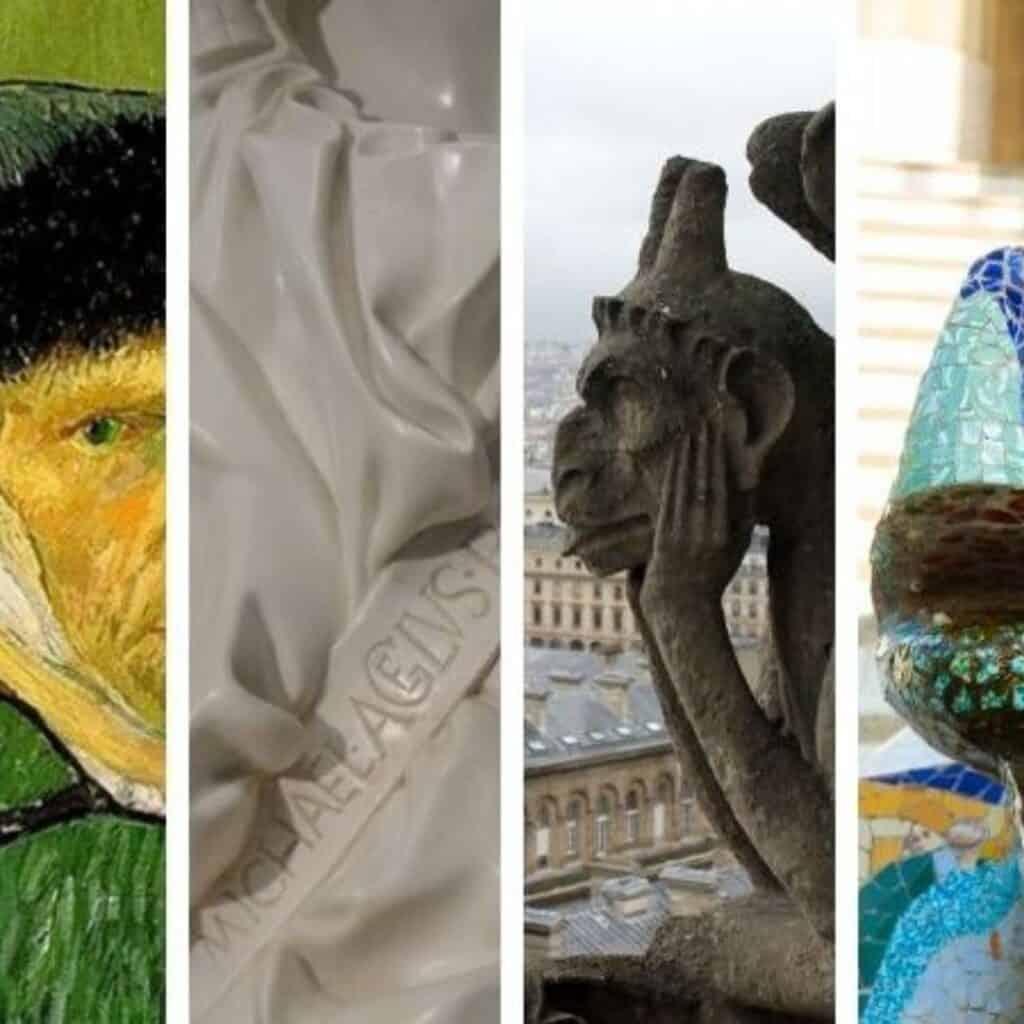 Curiosidades História da Arte (2)