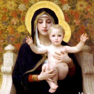 iconografia cristã jesus e maria 5