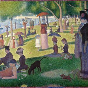 o pós-impressionismo