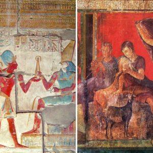 civilizações da antiguidade