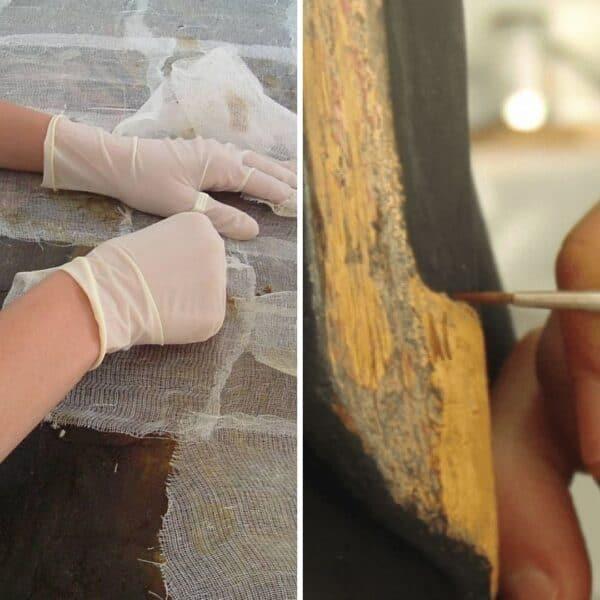 curso de conservação e restauro