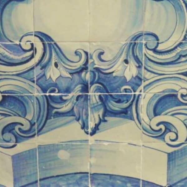 restauro de azulejos