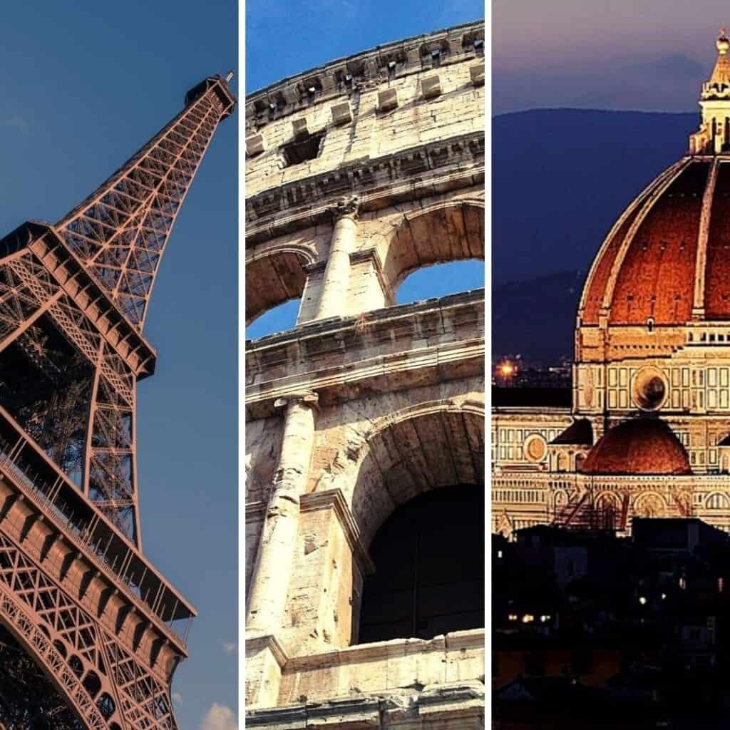 cidades da Europa
