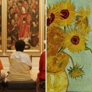 exposição de arte