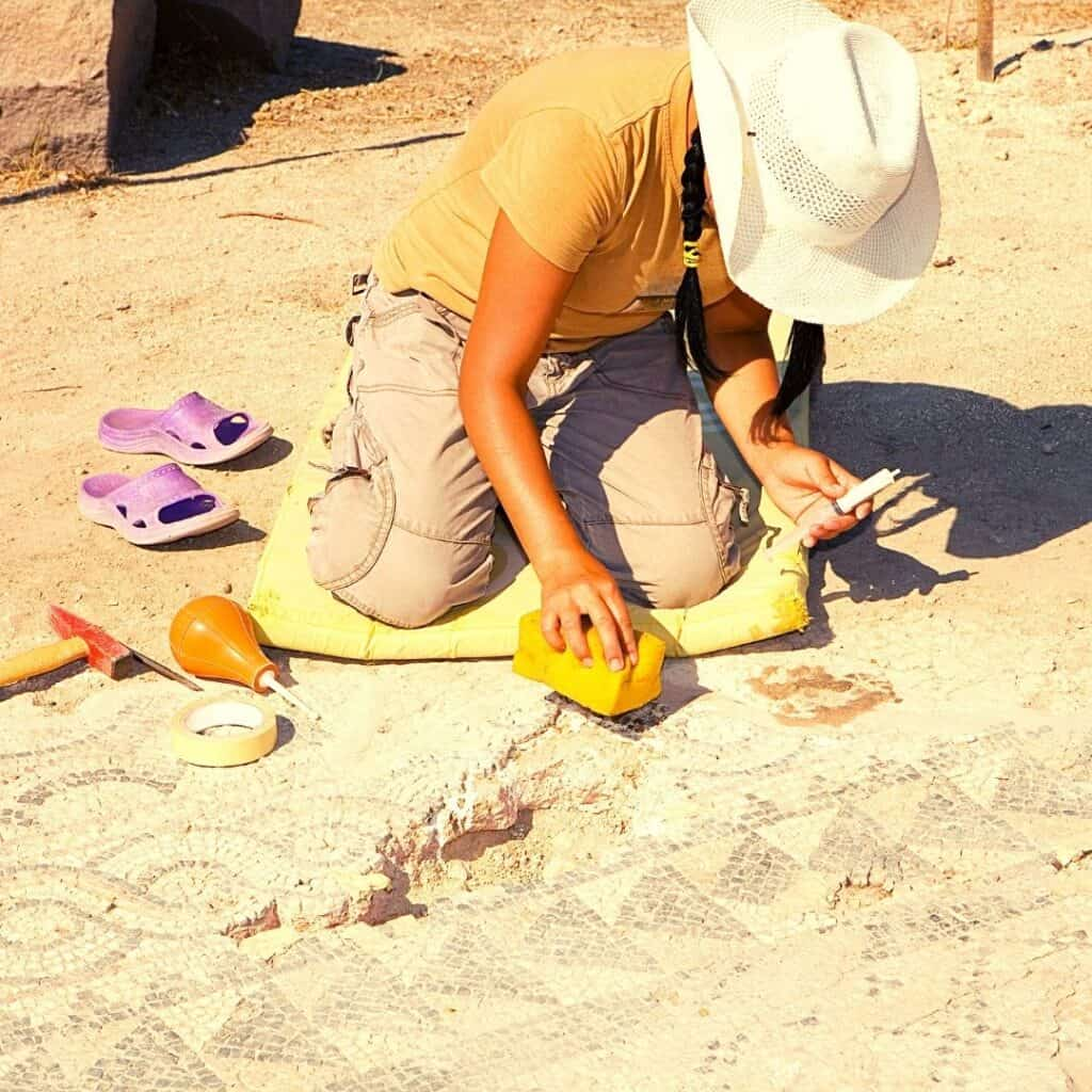 arqueologia experimental