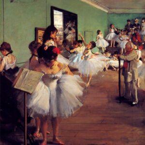 Edgar Degas curso grátis